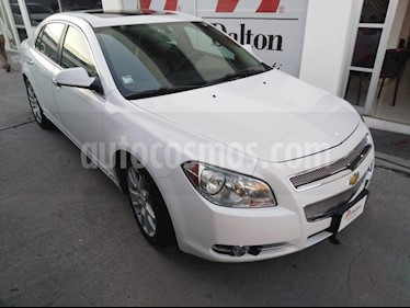 Foto venta Auto usado Chevrolet Malibu 3.6L LTZ Paq G (2009) color Blanco precio $118,000