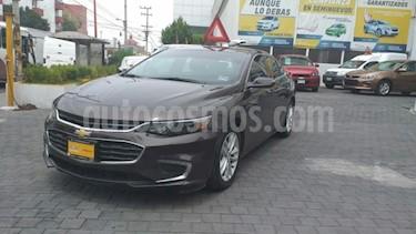 Foto venta Auto usado Chevrolet Malibu 4p LT L4/1.5/T Aut (2016) precio $249,000