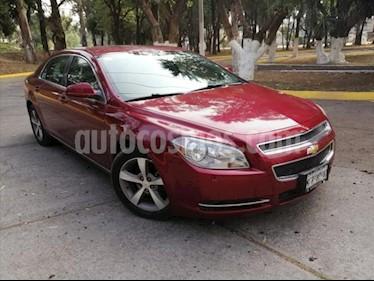 Foto venta Auto usado Chevrolet Malibu 4p LT L4/2.4 Aut (B) (2010) color Rojo precio $119,000