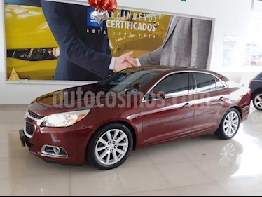 foto Chevrolet Malibú 4p LT L4/2.4 Aut Q/C (C) usado (2015) color Rojo precio $248,900