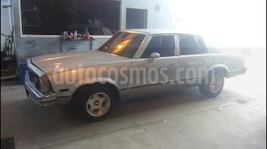 Chevrolet Malibu 8 cilindros usado (1982) color Plata precio u$s1.000