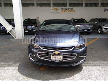 Foto venta Auto usado Chevrolet Malibu LS 1.5 Turbo (2016) color Azul precio $225,000