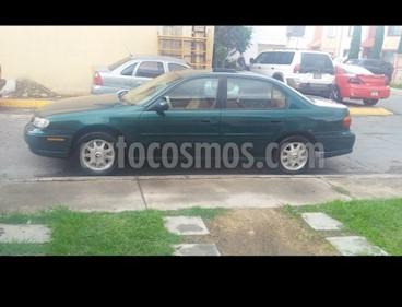 Foto venta Auto usado Chevrolet Malibu LS (1998) color Verde precio $42,000