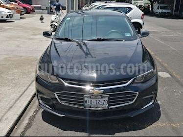 foto Chevrolet Malibú LT 1.5 Turbo usado (2016) color Negro precio $247,000