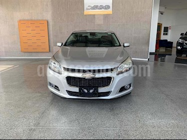 foto Chevrolet Malibú LT 1.5 Turbo usado (2015) color Plata precio $235,000