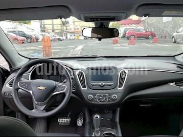 Foto venta Auto usado Chevrolet Malibu LT 1.5 Turbo (2016) color Negro Onix precio $290,000