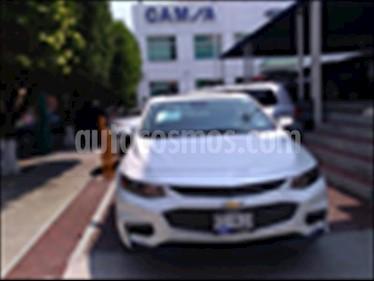 Chevrolet Malibu LT 2.0 Turbo usado (2018) color Blanco precio $369,900