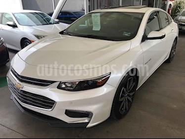 Foto venta Auto usado Chevrolet Malibu LT 2.0 Turbo (2016) color Blanco precio $275,000