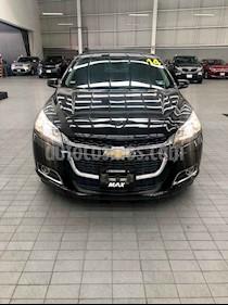 Foto venta Auto usado Chevrolet Malibu LT 2.5 Piel (2014) color Negro precio $174,000