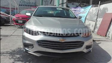 Foto venta Auto Seminuevo Chevrolet Malibu LT 2.5 Piel (2017) color Plata Brillante precio $442,000