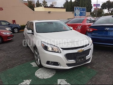 Foto venta Auto Seminuevo Chevrolet Malibu LT 2.5 Tela (2015) color Blanco precio $270,000