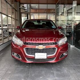 Foto venta Auto Seminuevo Chevrolet Malibu LT (2015) color Rojo Tinto precio $183,000