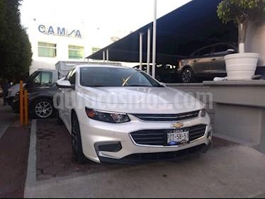 Foto venta Auto usado Chevrolet Malibu LT (2018) color Blanco precio $439,900