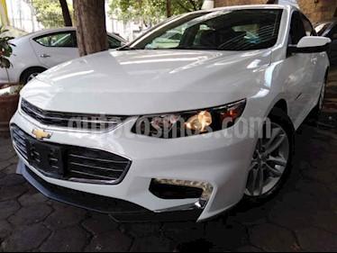 Foto venta Auto usado Chevrolet Malibu LT (2017) color Blanco precio $225,900