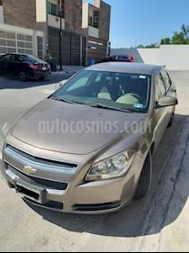 Chevrolet Malibu LT usado (2011) color Marron precio $97,000