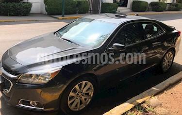 Foto venta Auto usado Chevrolet Malibu LT (2014) color Negro Grafito precio $184,900