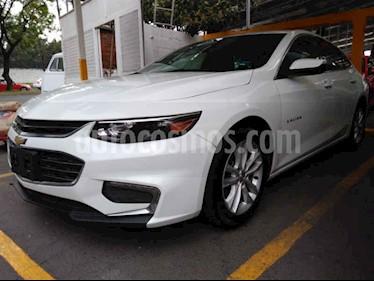 foto Chevrolet Malibú LT usado (2017) color Blanco precio $199,900
