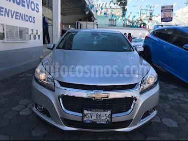 Foto venta Auto Seminuevo Chevrolet Malibu LT (2014) color Plata Brillante precio $184,900