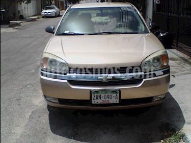 Chevrolet Malibu LT usado (2005) color Bronce precio $64,000
