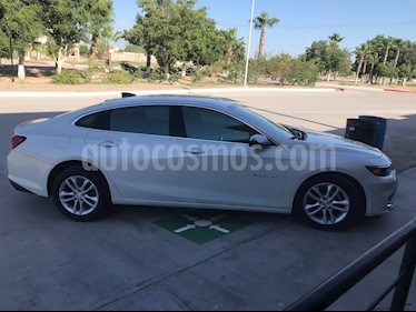 Chevrolet Malibu LT usado (2016) color Blanco Diamante precio $290,000