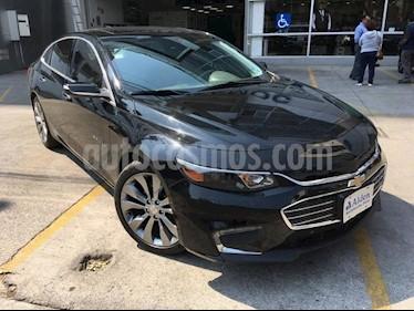 Foto venta Auto usado Chevrolet Malibu LTZ 2.0 Turbo (2017) color Negro precio $355,000