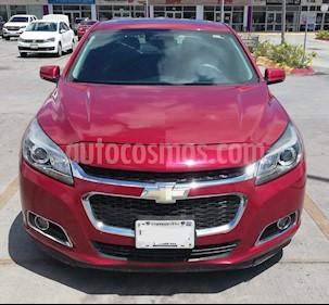 Foto venta Auto usado Chevrolet Malibu LTZ 2.0 Turbo (2014) color Rojo Tinto precio $220,000