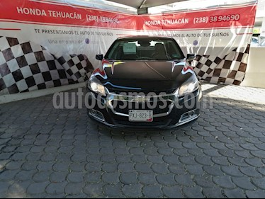 Foto venta Auto usado Chevrolet Malibu LTZ 2.0 Turbo (2015) color Gris Metalico precio $255,000
