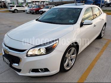 Foto venta Auto usado Chevrolet Malibu LTZ 2.0 Turbo (2015) color Blanco precio $285,000