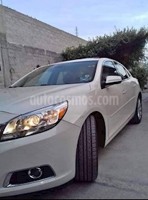 Foto Chevrolet Malibu LTZ 2.0 Turbo usado (2014) color Blanco Diamante precio $200,000