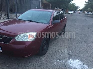Foto venta Auto usado Chevrolet Malibu LTZ (2007) color Rojo Tinto precio $60,000