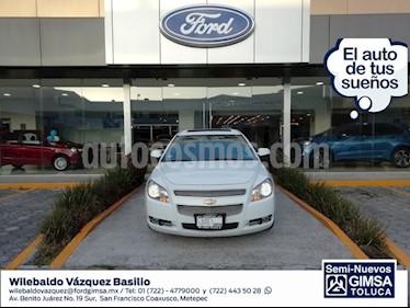 Foto venta Auto usado Chevrolet Malibu LTZ (2012) color Blanco precio $138,000