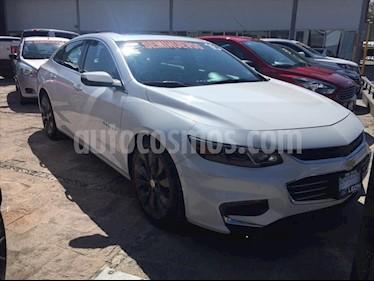 Chevrolet Malibu Premier 2.0 Turbo usado (2016) color Blanco precio $299,000