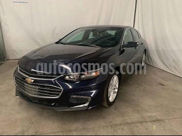 Chevrolet Malibu 4p LT L4/1.5/T Aut usado (2017) color Azul precio $219,900