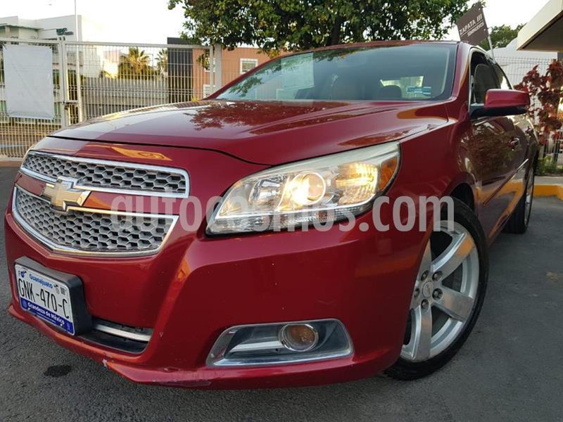 Foto Chevrolet Malibu 2.2L LX usado (2013) color Rojo precio $140,000