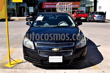Foto Chevrolet Malibu 4p LT L4/2.4 Aut (B) usado (2012) color Negro precio $145,000