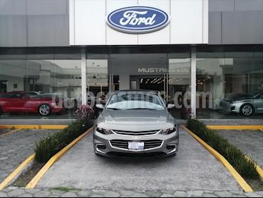 foto Chevrolet Malibú Premier 2.0 Turbo usado (2018) color Gris Oscuro precio $345,000