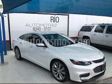 Chevrolet Malibu Premier 2.0 Turbo usado (2017) color Blanco precio $325,000