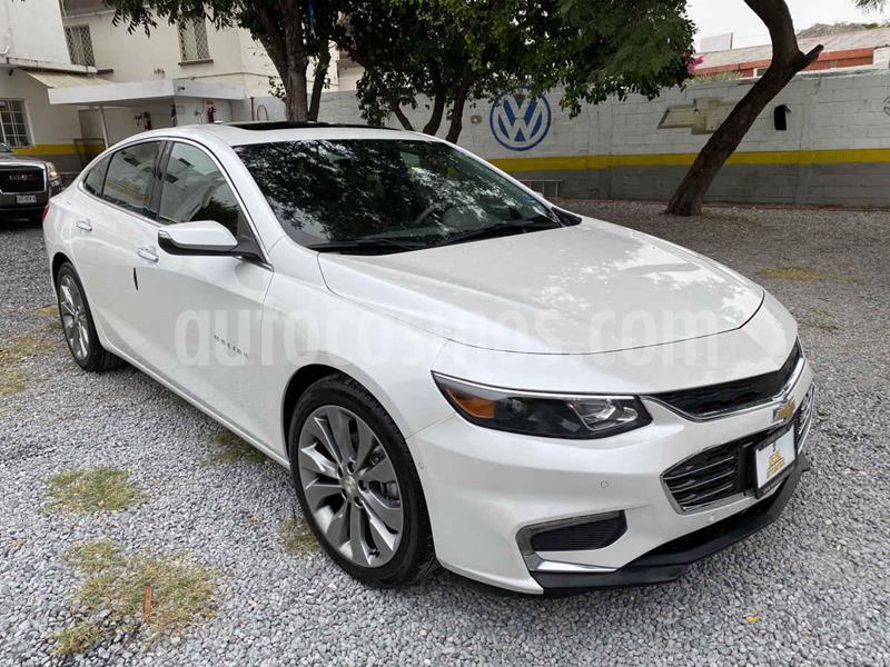 Chevrolet Malibu Premier 2.0 Turbo usado (2017) color Blanco precio $279,000