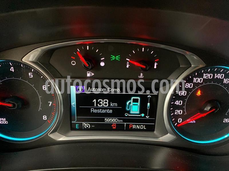 Chevrolet Malibu LT 2.5 Piel usado (2016) color Azul precio $270,000