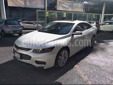 Chevrolet Malibu 4p Premier L4/2.0/T Aut usado (2018) color Blanco precio $399,000