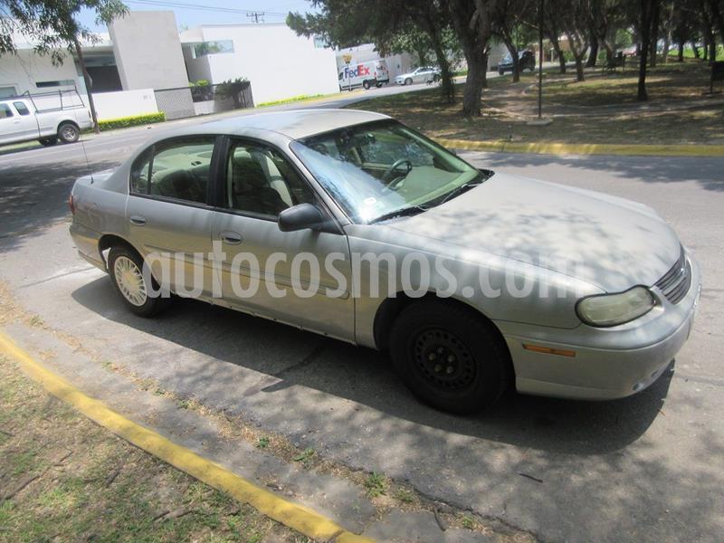 Chevrolet Malibu LS usado (2000) color Plata Dorado precio $55,000