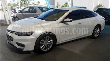 Chevrolet Malibu 4p LT L4/1.5/T Aut usado (2016) color Blanco precio $250,000