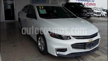 Chevrolet Malibu LS usado (2017) color Blanco precio $260,000
