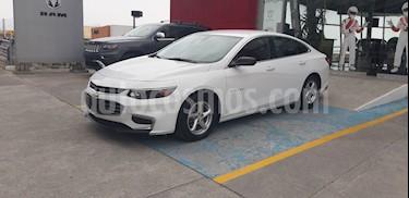 Foto Chevrolet Malibu LT usado (2017) color Blanco precio $255,000
