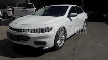 Chevrolet Malibu 4p LT L4/1.5/T Aut usado (2017) color Blanco precio $270,000