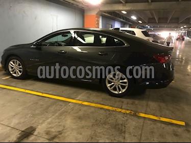foto Chevrolet Malibú LT 1.5 Turbo usado (2018) color Gris Metálico precio $318,000