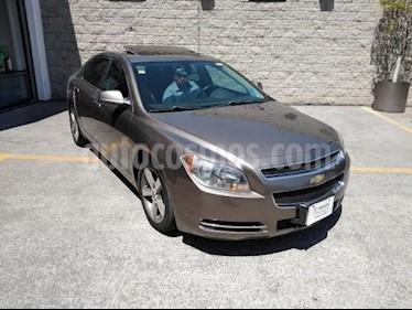 Chevrolet Malibu 4P LT L4 TA A/AC. QC RA-17 usado (2012) color Gris precio $130,000