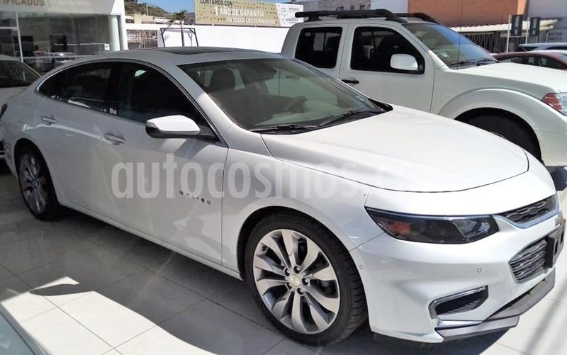 Chevrolet Malibu Premier 2.0 Turbo usado (2017) color Blanco precio $350,000