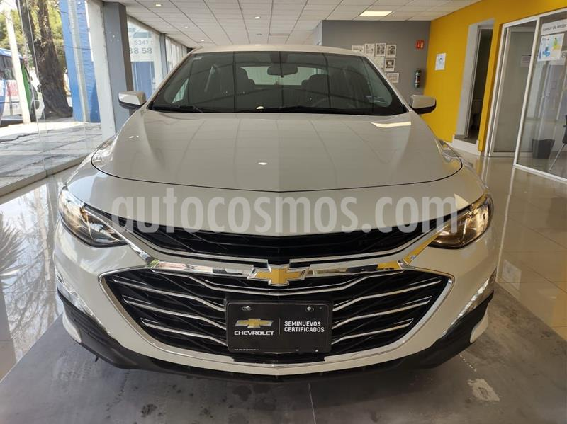 Chevrolet Malibu 3.5L LT Paq F  usado (2019) color Blanco precio $305,000