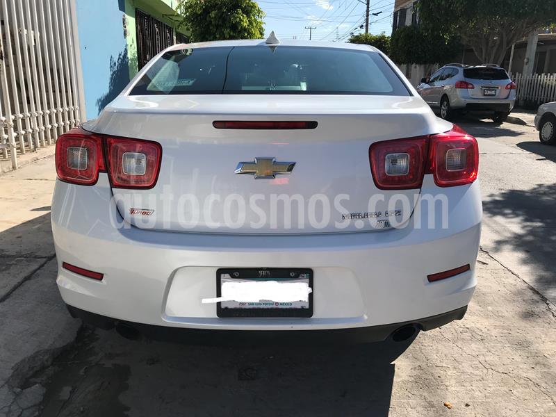 Chevrolet Malibu LTZ 2.0 Turbo usado (2015) color Blanco precio $257,000